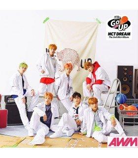 NCT DREAM (엔시티 드림) Mini Album Vol. 2 - We Go Up (édition coréenne)