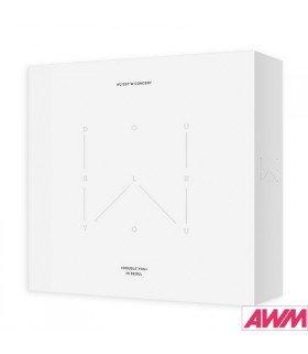 NU'EST W (뉴이스트W) Concert Double You in Seoul (2DVD) (édition coréenne)