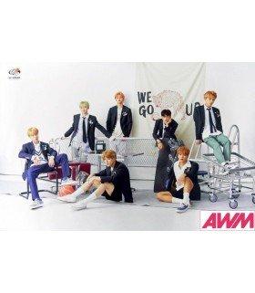 Affiche officielle NCT DREAM - WE GO UP