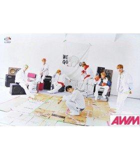 Affiche officielle NCT DREAM - WE GO UP (Version limitée)