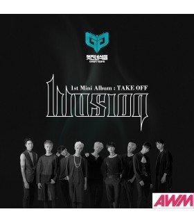 Great Guys (멋진 녀석들) Mini Album Vol. 1 - TAKE OFF (édition coréenne)