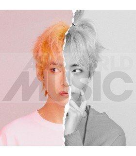 Poster L - BTS LOVE YOURSELF ANSWER - (version L / V / D24)