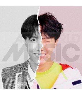 Poster L - BTS LOVE YOURSELF ANSWER - (version L / J-HOPE / D18)