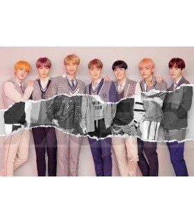 Poster L - BTS LOVE YOURSELF ANSWER - (version L / BTS / D17)