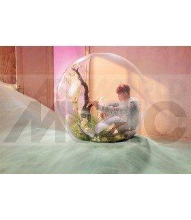 Poster L - BTS LOVE YOURSELF ANSWER - (version E / JIMIN / D11)