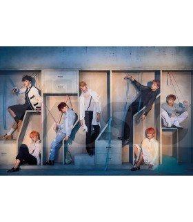 Poster L - BTS LOVE YOURSELF ANSWER - (version E / BTS / D9)