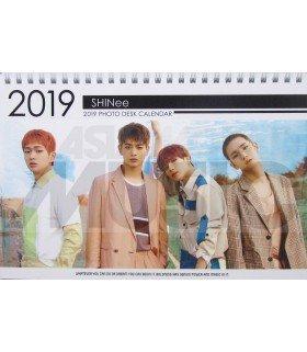 SHINee - Calendrier de bureau 2019 / 2020 (Type A)