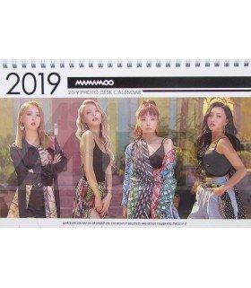 MAMAMOO - Calendrier de bureau 2019 / 2020 (Type A)