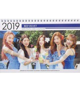 Red Velvet - Calendrier de bureau 2019 / 2020 (Type A)