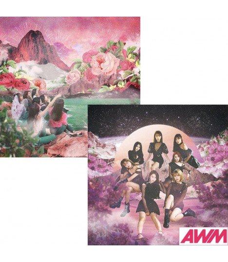 OH MY GIRL (오마이걸) Mini Album Vol. 6 - Remember Me (édition coréenne)
