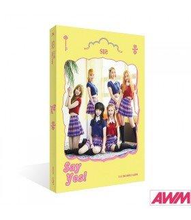 S.I.S (에스아이에스) Single Album Vol. 2 - SAY YES (édition coréenne)