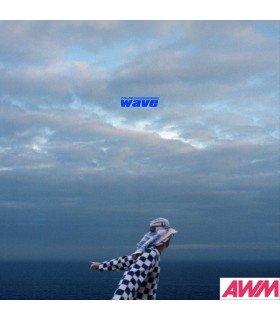 Colde (콜드) EP Album - Wave (édition coréenne)