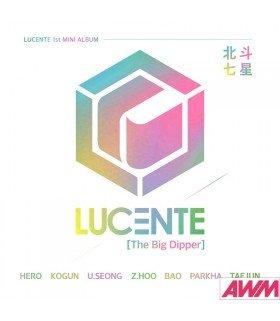 LUCENTE (루첸트) Mini Album Vol. 1 - The Big Dipper (édition coréenne)