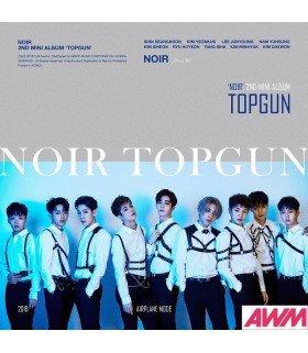 NOIR (느와르) Mini Album Vol. 2 - TOPGUN (édition coréenne)