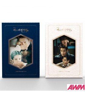 Mr. Sunshine (미스터 션샤인) Original Soundtrack (2CD+DVD) (édition limitée coréenne)