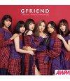 GFRIEND - Memoria / Yoru (Time for the moon night) (Type A / SINGLE+DVD) (édition limitée japonaise)