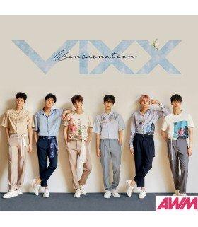 VIXX - Reincarnation (ALBUM) (édition normale japonaise)