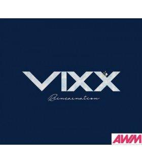 VIXX - Reincarnation (ALBUM+DVD) (édition limitée japonaise)