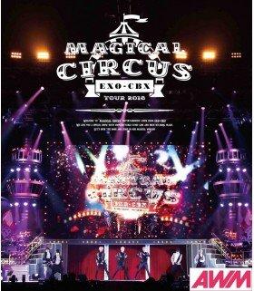 EXO-CBX - EXO-CBX MAGICAL CIRCUS TOUR 2018 (BLU-RAY) (édition japonaise)