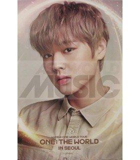 Poster WANNA ONE 024 (JI HOON)