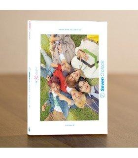 7 O'CLOCK (세븐어클락) Mini Album Vol. 2 - HASHTAG7 (édition coréenne)