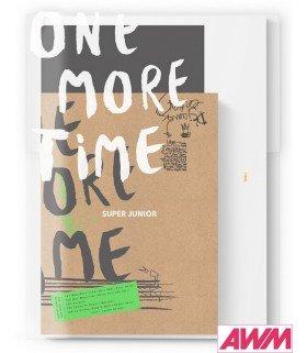 Super Junior (슈퍼주니어) Special Album - One More Time (édition normale coréenne)