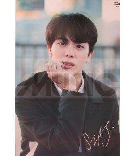 Poster JIN (BTS) 009