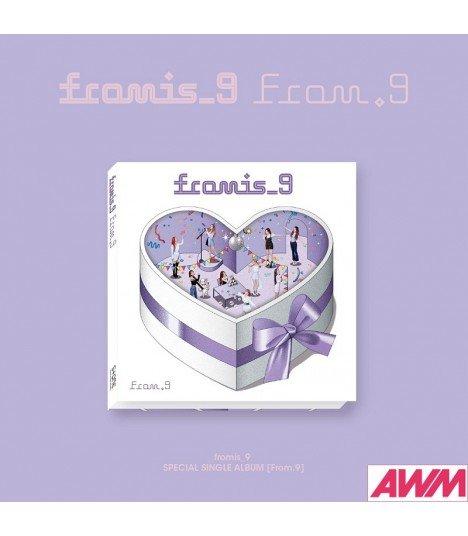 fromis_9 (프로미스나인) Special Single Album - FROM.9 (édition coréenne)