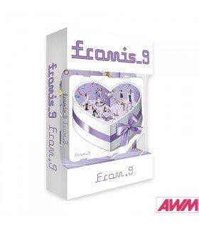 fromis_9 (프로미스나인) Special Single Album - FROM.9 (Kihno Album) (édition coréenne)