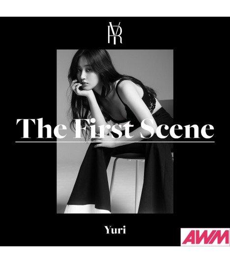 YURI (유리) Mini Album Vol. 1 - The First Scene (édition coréenne)