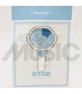 BTOB LIGHTSTICK - Pin's métal (Import Corée)