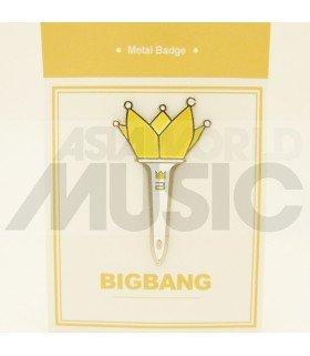 BIGBANG LIGHTSTICK - Pin's métal (Import Corée)
