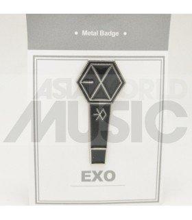 EXO LIGHTSTICK - Pin's métal (Import Corée)