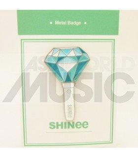 SHINEE LIGHTSTICK - Pin's métal (Import Corée)