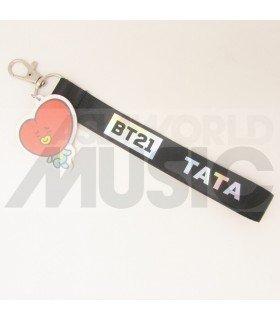 BTS - Dragonne poignet - BT21 TATA
