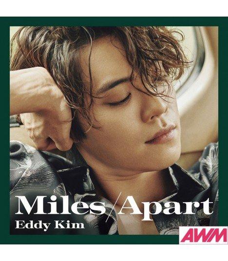 Eddy Kim (에디킴) Mini Album Vol. 3 - Miles Apart (édition coréenne)