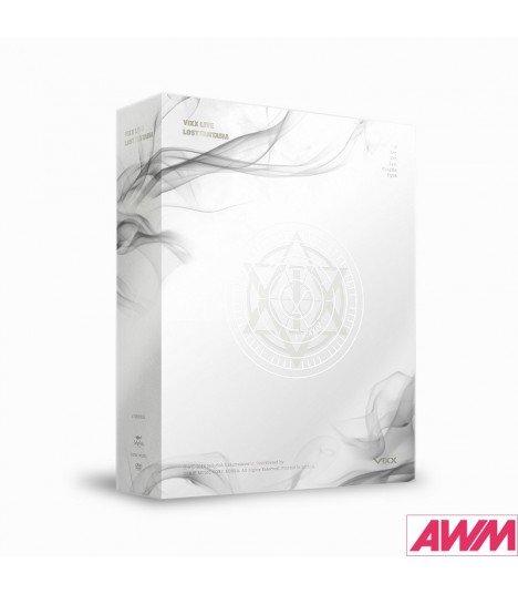 VIXX (빅스) VIXX LIVE LOST FANTASIA (2DVD) (édition coréenne)