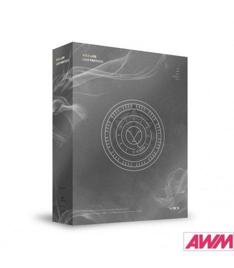VIXX (빅스) VIXX LIVE LOST FANTASIA (2BLU-RAY) (édition coréenne)