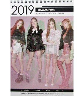 BLACKPINK - Calendrier de bureau 2019 / 2020 (Type A)