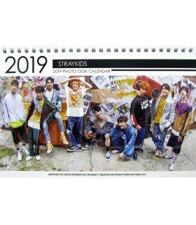 STRAYKIDS - Calendrier de bureau 2019 / 2020 (Type A)
