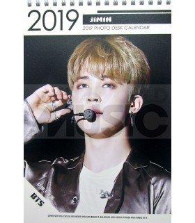 JIMIN (BTS) - Calendrier de bureau 2019 / 2020 (Type A)