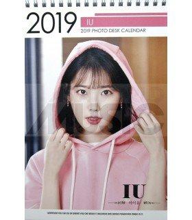 IU - Calendrier de bureau 2019 / 2020 (Type A)