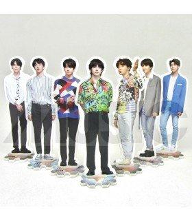 BTS - Standing Paper Doll