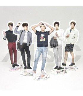 Park Bo Gum - Standing Paper Doll