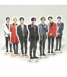 GOT7 - Standing Paper Doll