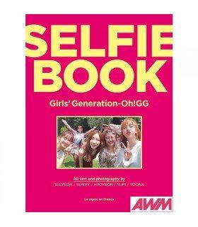 Girls' Generation-Oh!GG (소녀시대-OH!GG) Selfie Book (édition coréenne)