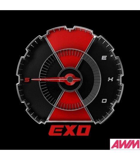 EXO (엑소) Vol. 5 - DON'T MESS UP MY TEMPO (édition coréenne)