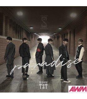 TopSecret (일급비밀) Single Album Vol. 2 - PARADISE (édition coréenne)