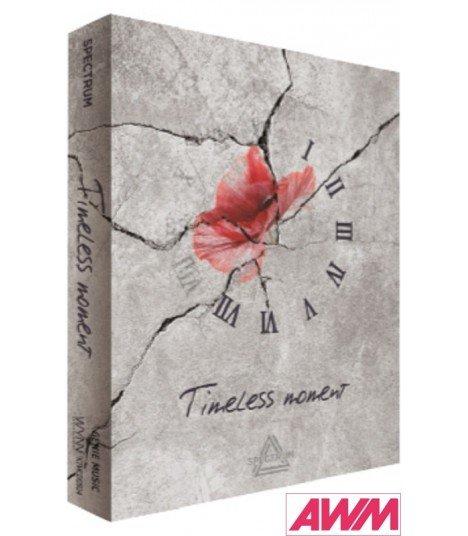 SPECTRUM (스펙트럼) Mini Album Vol. 2 -  Timeless Moment (édition coréenne)