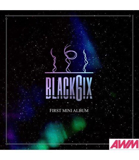 BLACK6IX (블랙식스) Mini Album Vol. 6 - Swamp of Despair (édition coréenne)